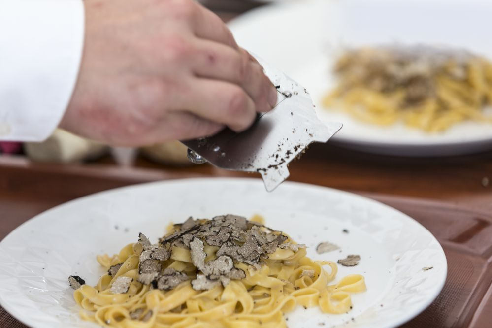 Festival of Truffle | Tuscan traditional food