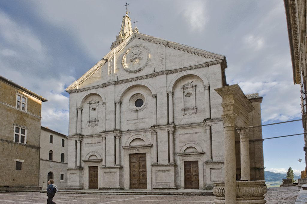 The Duomo of Pienza   What to do in Pienza
