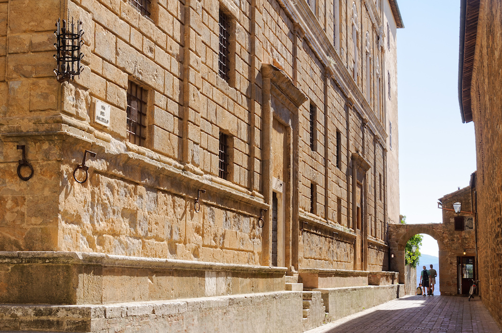 Palazzo Piccolomini in Pienza | What to do in Pienza