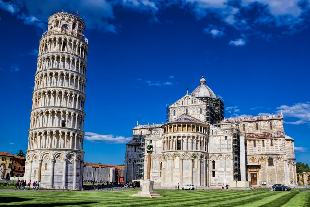 The leaning tower of Pisa | How to get from Pisa to Florence