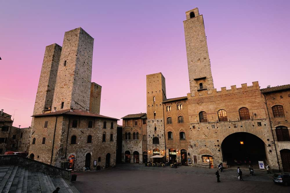 San Gimignano center | Things to do in San Gimignano