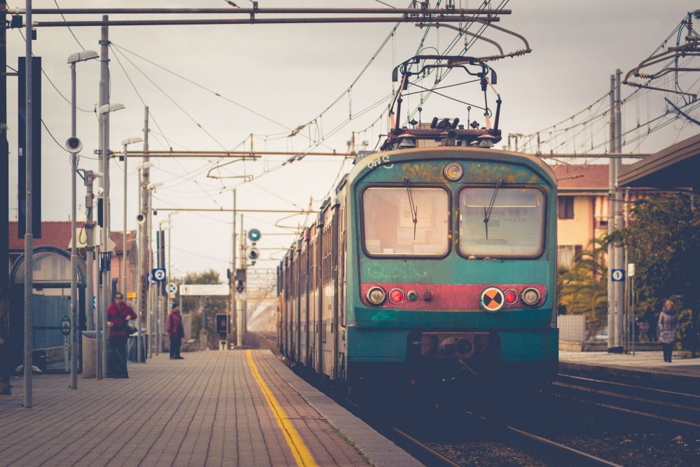 Regionale train | Hot to get from Florence to Pisa