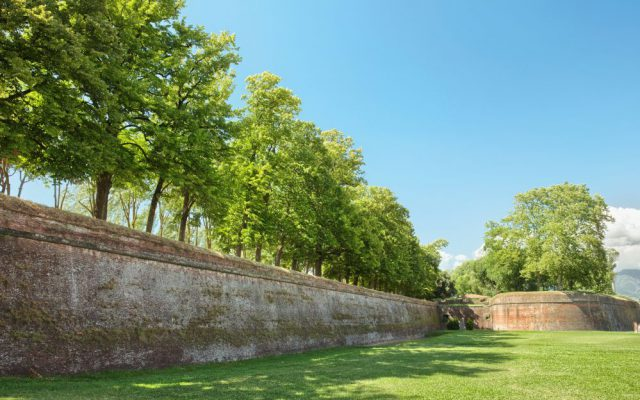 The Lucca Walls: history, curiosities and guide to a visit