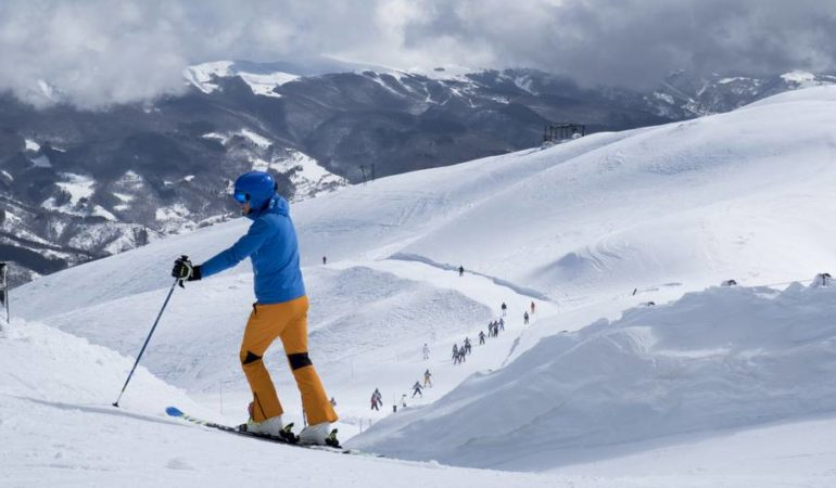 Do you love skiing? Abetone's slopes will be a lot of fun