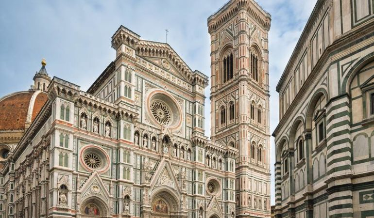 Florence Cathedral English Mass